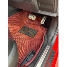 Коврик в салон 3D EVA Subaru Levorg с бортами