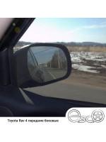 Каркасные шторки Toyota Vitz 90 (2005 - 2010) Premium ESCO