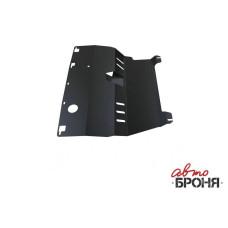 Защита картера и кпп Toyota Vitz 130 / 135 2011-2019 Автоброня