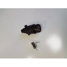 Вилка пластиковая прицепа, для ТСУ 7-контактная