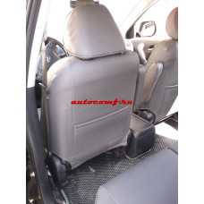 Чехлы из экокожи Honda CR-V RЕ5 / RE7 2007-2012 левый руль