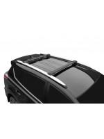 Багажник поперечины для автомобилей с рейлингами Lux Хантер L44-B