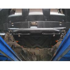 Защита картера и кпп Honda CR-V 4 2012- V=2.4 сталь