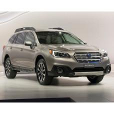 Защита картера Subaru Outback 2014-2019 сталь 2мм