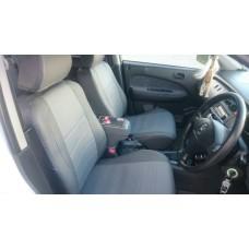 Чехлы из экокожи Honda HR-V 5 дверный