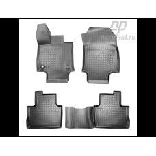 Коврикаи в салон  Toyota RAV4 (XA50) (2019) АКПП полиуретан