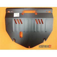 Защита картера и кпп Honda StepWGN 2rd generation 4WD 2001-2005 сталь 2мм