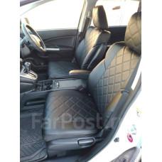 Чехлы из экокожи Honda CR-V (IV) 2012-