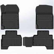 Коврики для резиновые 3D PREMIUM для Suzuki Grand Vitara 2005-2015 (2015-)