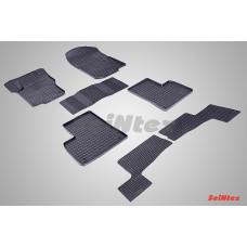 Резиновые коврики Сетка для Mercedes-Benz GL-Class X166 2012-н.в.