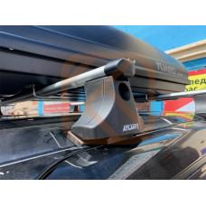 Багажник поперечины на крышу Nissan Serena 2010-2016 26 кузов, Аэро