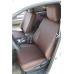 Чехлы из экокожи Toyota Fortuner 2015- Автопилот