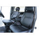 Чехлы Mitsubishi Delica 1998-2005 второй ряд диван (Chamonix)