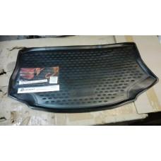Коврик в багажник Nissan Leaf ZE0  (полиуретан)