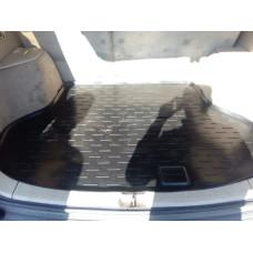 Коврик в багажник Toyota Harrier 10 / 15 1998-2003 полиуретан бортом