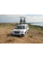 Крепления для перевозки велосипедов  LuxBike-1