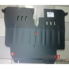 Защита картера и КПП Toyota Corolla Spacio 110 4WD 1998-2002