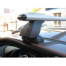 Багажник на крышу Nissan Qashqai 2014-2018 Lux Аэро