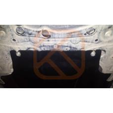 Защита картера и АКПП Noah / Voxy / Esquire 80 / 85 кузов сталь 2мм