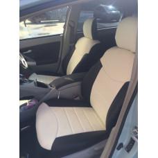 Чехлы из экокожи Toyota Prius 30 2009-2015 Автолидер