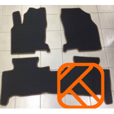 Коврики в салон EVA Lexus NX 2014- левый руль