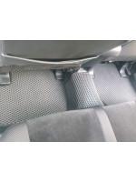 Коврики в салон EVA Mitsubishi Outlander 2006-2012 XL левый руль