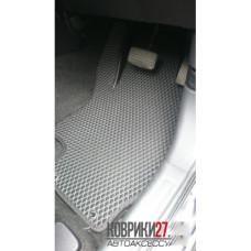 Коврики в салон EVA ячеистые Mitsubishi Outlander PHEV 2012-  правый руль