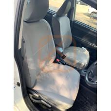 Чехлы для Toyota Corolla Axio 2012-2017 Автокомфорт