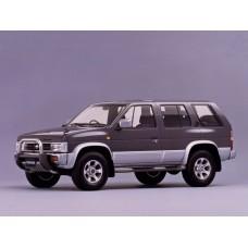 Коврики в салон ячеистые EVA Nissan Terrano WD21 1989-1995