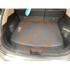 Коврик в багажник EVA  Nissan X-Trail 32 2012-> гибридный