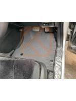 Коврики в салон Honda Odyssey 2016-2020 Гибрид на 2 ряда