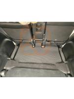 Коврики в салон Honda Odyssey 2016-2020 Гибрид на 3 ряд
