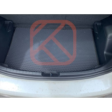 Коврик в багажник EVA Toyota Vitz 130 2016- ГИБРИД