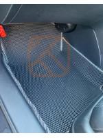 Коврики в салон 3D EVA HONDA Accord CR 2013-2018 гибрид с бортами