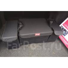 Органайзер автомобильный CARFORT CUBE 80 (3 в одном) размер 74*32*26 см