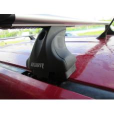 Багажник на крышу Toyota Rav4 в штатные места 30/40  2006- 2013-