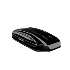 Бокс LUX TAVR 197 черный глянцевый 520L с двустор. откр. (1970х890х400)