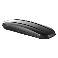 Автобокс LUX MAJOR черный глянцевый 460L (2170х860х320)
