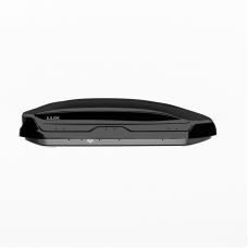 Автобокс LUX Irbis 175 черный глянец 450L (1750х850х400)