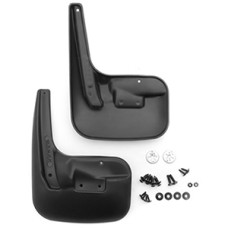 Брызговики задние TOYOTA Corolla, 2013-> сед. 2 шт. (полиуретан)