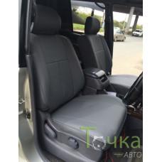 Чехлы для Toyota Land Cruiser Prado 90 3 дверный 50/50