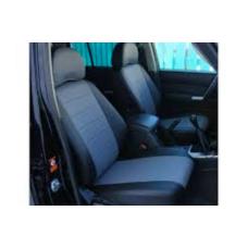 Чехлы из экокожи Nissan Patrol / Safari 61 1998-2010 Автопилот