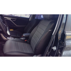 Чехлы из экокожи Hyundai Avante 2011-2014