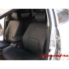 Чехлы из экокожи Toyota Caldina 2002-2007