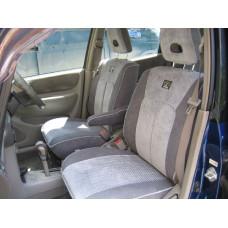 Чехлы из экокожи Toyota Corolla Spacio 1997-2002