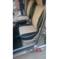 Чехлы из экокожи Toyota Corolla Spacio 2001-2007