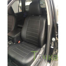 Чехлы для Toyota Land Cruiser Prado 150 2009-2016,  5 мест