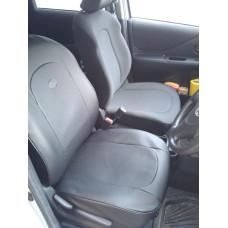 Чехлы для Toyota Ractis 2005-2010 передний привод