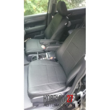 Чехлы из экокожи Honda CR-V RE3 RЕ4 2007-2012