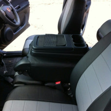 Чехлы из экокожи Honda Edix 2004-2007